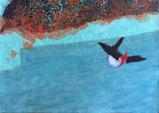 , 'Island Seen,' 2019, LeMieux Galleries
