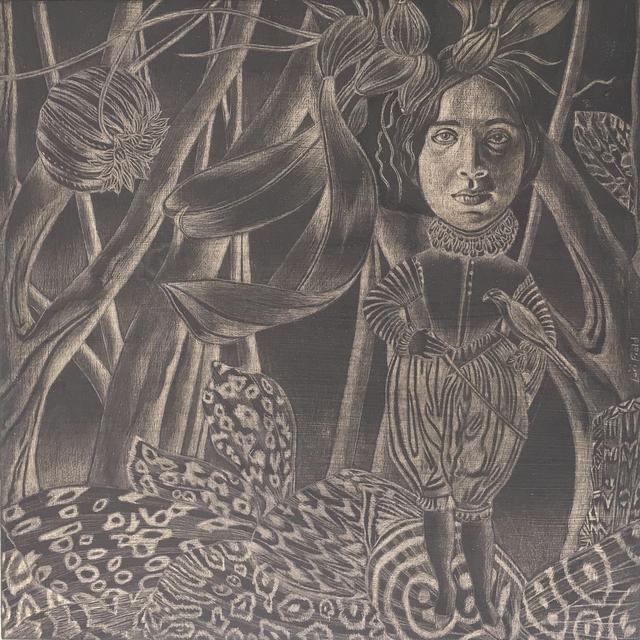 Lori Field, 'Little Lord Dark Butterfly', 2018, Imlay Gallery
