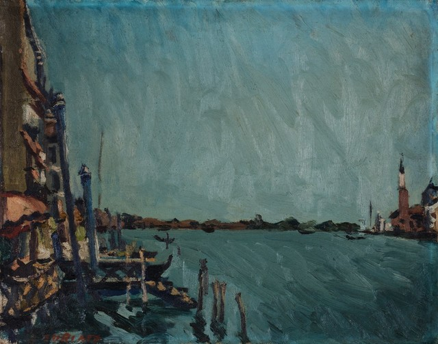 Giulio Turcato, 'Venice', 1954, Finarte