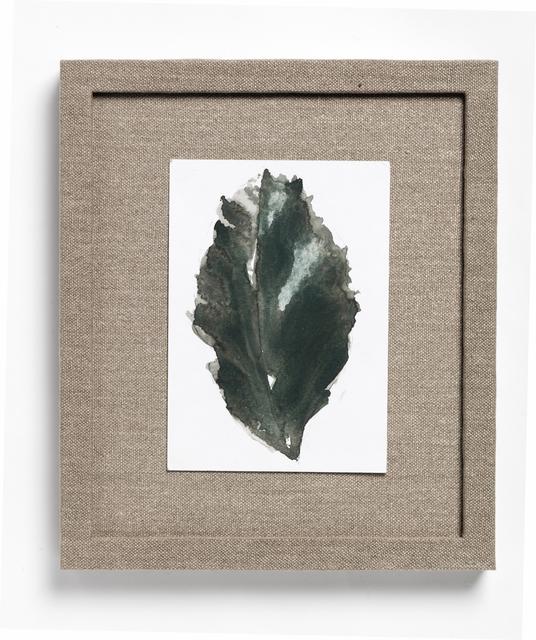Spencer Fung, 'Small Leaf II', 2017, ione & mann