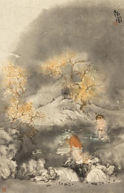 ZHANG WEN 张闻, 'The Secret Sea', 2015, White Space Art Asia
