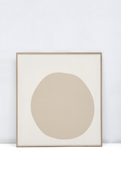 Maru Quiñonero, 'A veces la calma', 2020, Painting, Gouache on canvas, Alzueta Gallery
