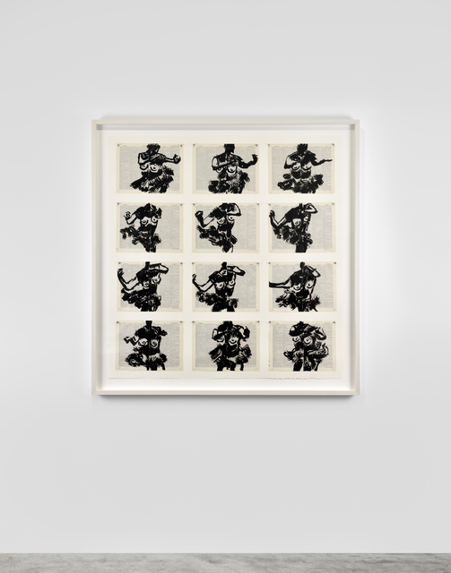 , 'Drawing for 'Lulu',' , Marian Goodman Gallery