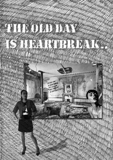 , 'The Old Day is Heartbreak..,' 2016, Walter Wickiser Gallery