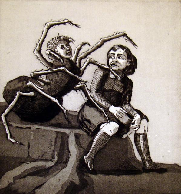 , 'Nursery Rhymes: Little Miss Muffett III,' 1989, Marlborough Gallery