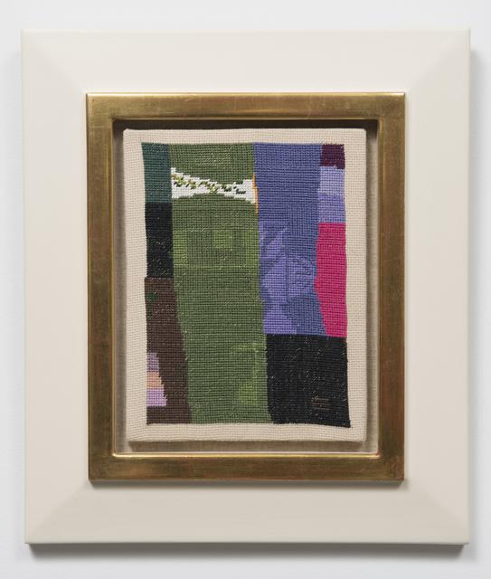 , 'Moss at Midnight,' 2016, Galerie Antoine Ertaskiran