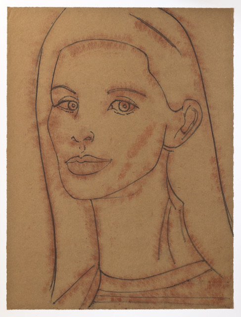Alex Katz, 'Portraits: Alba', 2002, Print, Soft-ground etching, Betsy Senior Fine Art