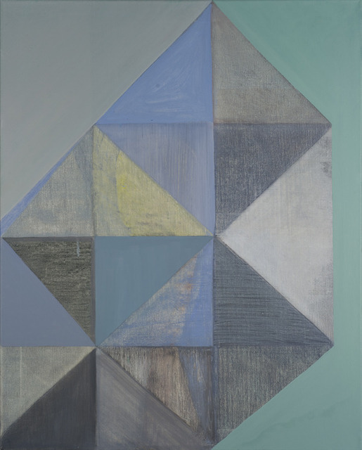 , 'Fold,' 2012, MKG127