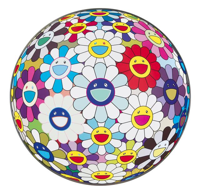 Takashi Murakami, 'Flower Ball 3D Sequoia Sempervirens', 2013, Julien's Auctions