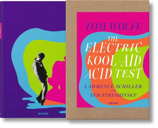 , 'Tom Wolfe. The Electric Kool-Aid Acid Test.,' 2016, TASCHEN