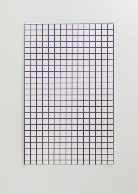 , 'Deep Violet: IG-2, Maine,' June 2012, Ingleby Gallery