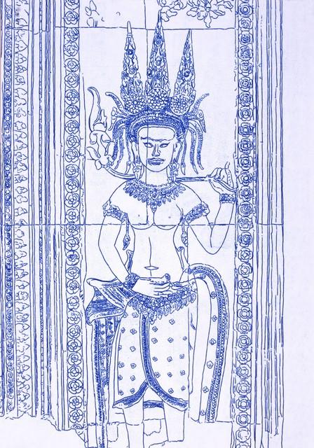 Zhuang Hui & Dan'er, 'Describing Angkor', Magician Space