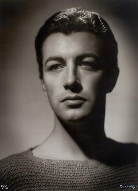 George Hurrell, 'Robert Taylor', 1930's, Doyle