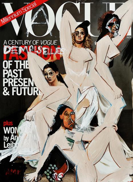 , 'THE DEMOISELLES D'AVIGNON ISSUE,' , ArtStar