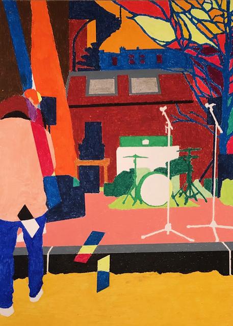 Paul du Bois-Reymond, 'Untitled', 2019, Galerie Droste