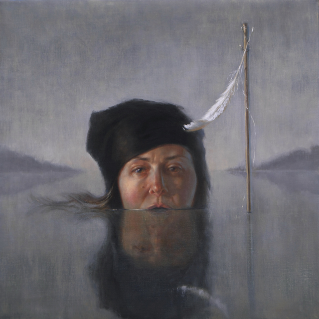 , 'Fisherwoman,' 2016, Abend Gallery