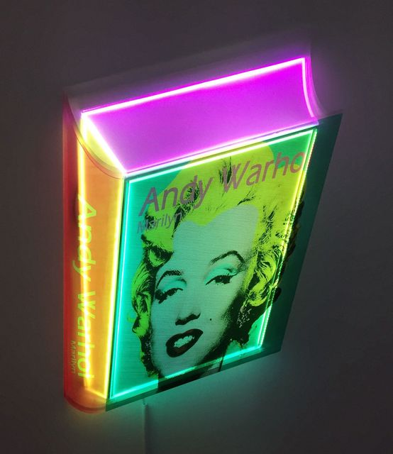 , 'Transformed Book - Andy Warhol (Marilyn Monroe),' 2011, Bryce Wolkowitz Gallery
