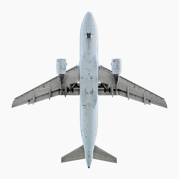 , 'Air Canada Airbus A319,' 2007, Bau-Xi Gallery