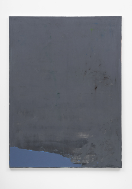 Özcan Kaplan, 'Untitled, 2018, No. 12', 2018, Painting, Oil on untreated cotton, FELD+HAUS