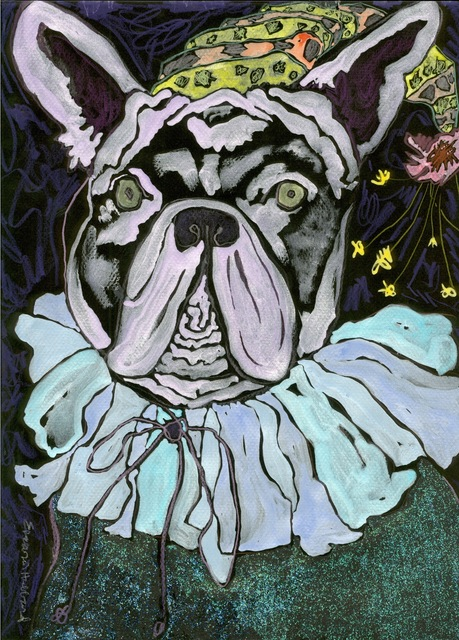 Eleanor Hubbard, 'Frederick the 1st: Party Dogs', 2008, Walter Wickiser Gallery