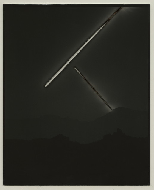 , 'Heliograph #129,' 2016, Black Box Projects