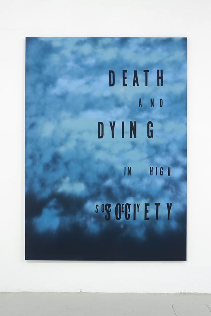 , 'Death and Dying,' 2015, The Flat - Massimo Carasi