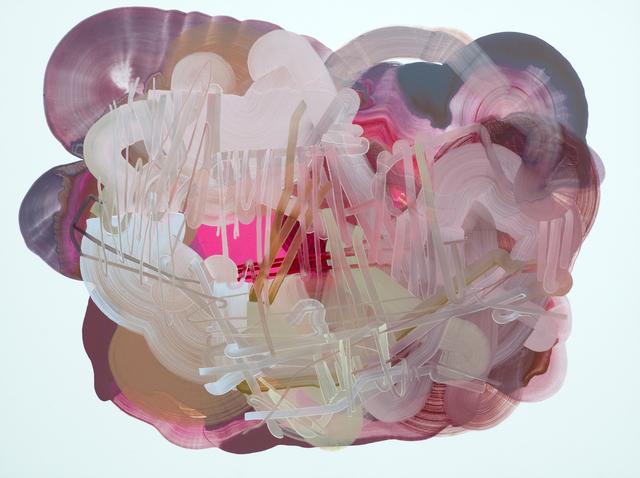 , 'Raspberries 2,' 2015, Kathryn Markel Fine Arts