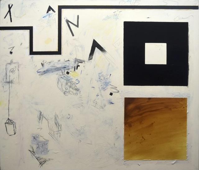 , 'MMF(LBRNTH),' 2017, OSME Gallery