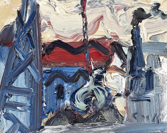 , 'Study 1,' , The Scottish Gallery