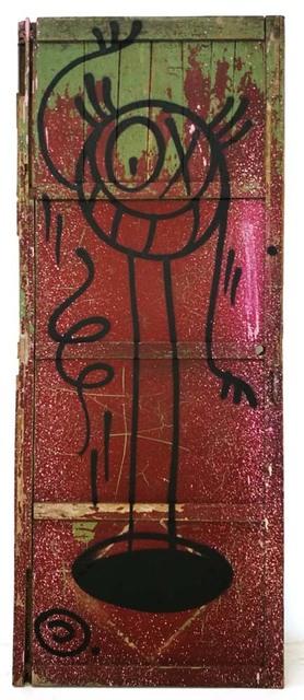 , 'Mr A.,' 2017, Danysz Gallery