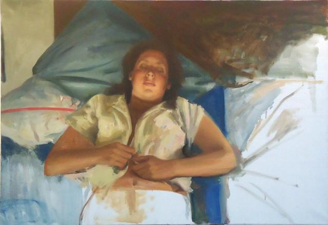 , 'Woman in Bed,' ca. 1976, Cerulean Arts