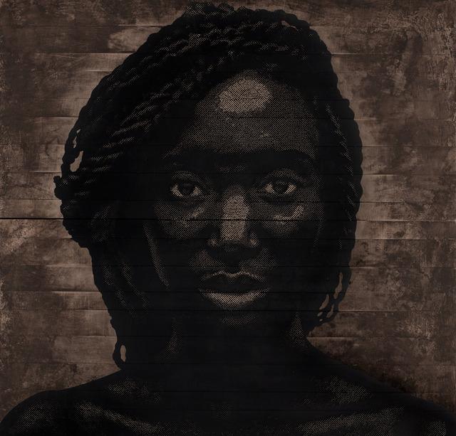 , 'Niñeen,' 2017, October Gallery