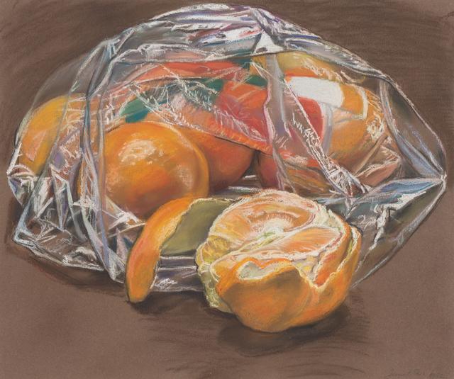 Janet Fish, 'Oranges', 1972, DC Moore Gallery