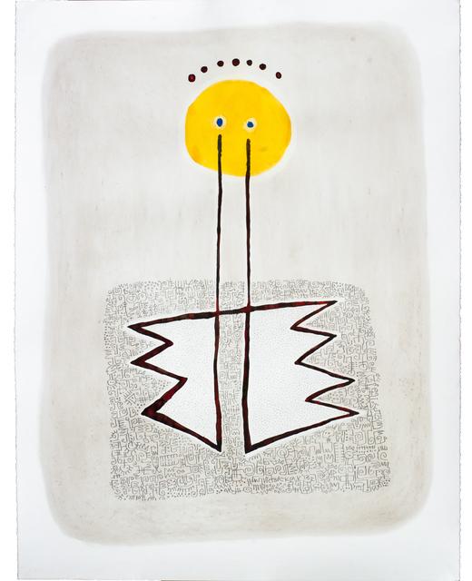 , 'Guardian of the Pueblos (Santa Fe Suite),' 2013, TAFETA
