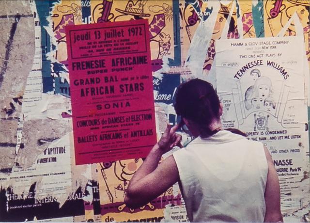 , 'Parigi (Serie: Fotografie del periodo iniziale),' 1972, Mai 36 Galerie