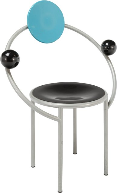 Michele de Lucchi, 'First chair', 1983, Design/Decorative Art, Tubular metal and wood, Heritage Auctions