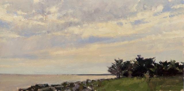 Marc Hanson, 'River Channel', 2018, Anderson Fine Art Gallery