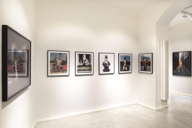 Risultato immagini per rankin from portraiture to fashion
