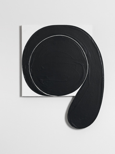, 'Black Painting,' 2018, Häusler Contemporary