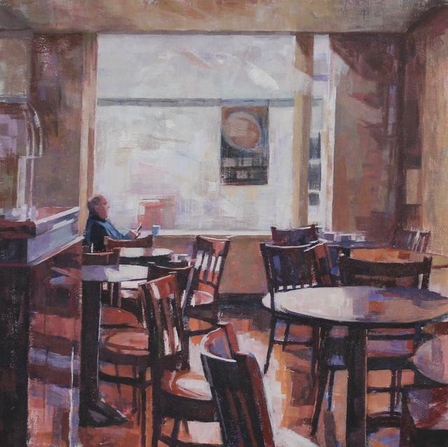 , 'Morning light, Holburn,' , Castlegate House Gallery