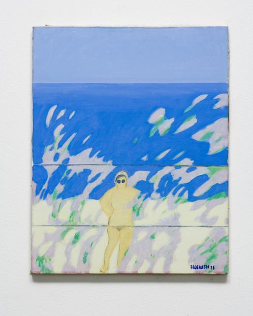 , 'Spiaggia e nudo,' 1958, SpazioA