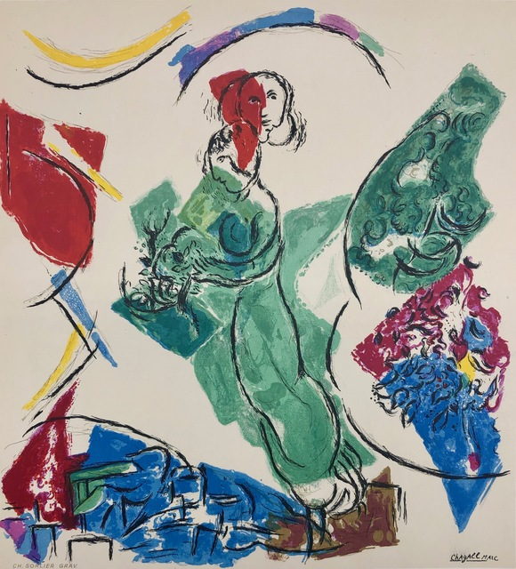 Marc Chagall, 'Lithographe', 1964, Other, Lithograph, Inviere Gallery