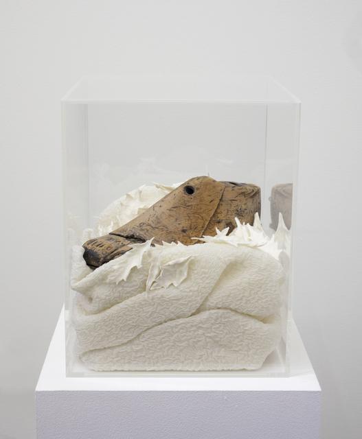 , 'Je marche sur un tapis de feuilles,' 2018, Buchmann Galerie Lugano