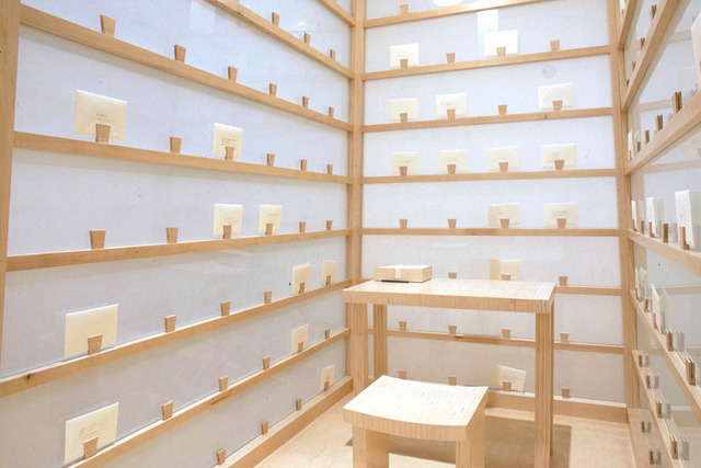 Lee Mingwei, 'The Letter-Writing Project (Way Stations)', 1999, Jane Lombard Gallery