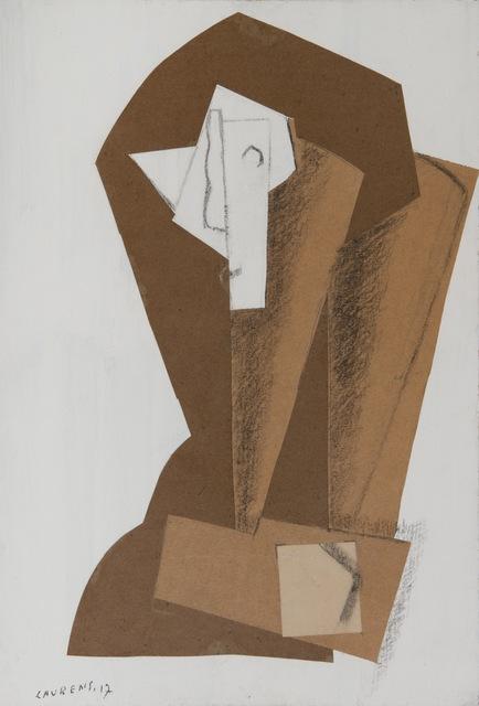 , 'Tête de femme,' 1917, HELENE BAILLY GALLERY