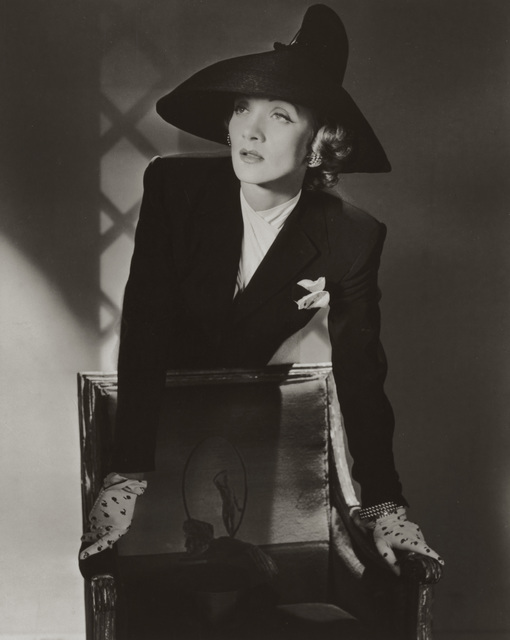 , 'Marlene Dietrich, New York,' 1942, Victoria and Albert Museum (V&A)