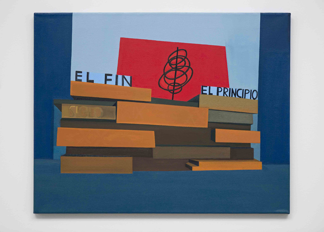 , 'El fin, el principio [The end, the beginning],' 2013, Galeria Luisa Strina