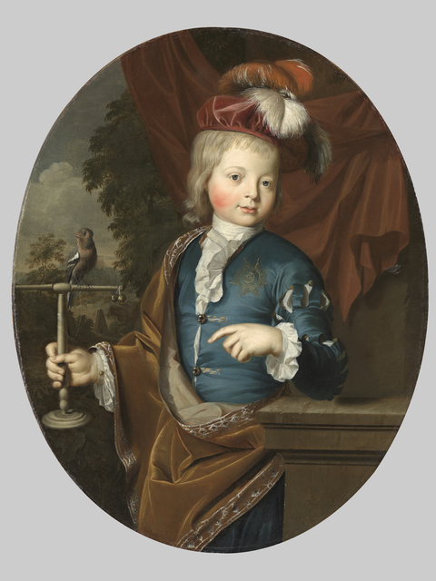 , 'Portrait of Frederick Louis Prince of Wales,' ca. 1711, Brun Fine Art