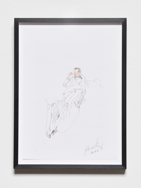 , 'Untitled ,' 2007, i8 Gallery