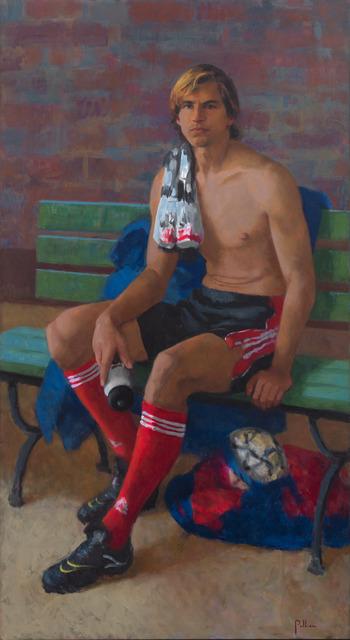 , 'Midfielder,' 2014, ACA Galleries